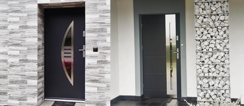 Drzwi zewnętrzne WIKĘD ALMAR Drzwi Podłogi Opole